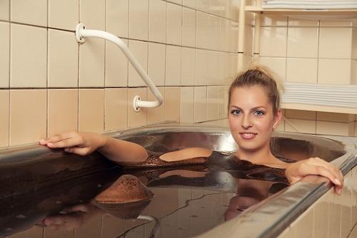 лечебные грязевые ванны