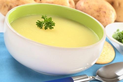 Перетертый суп