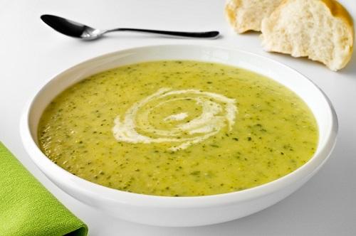Капустный суп-пюре