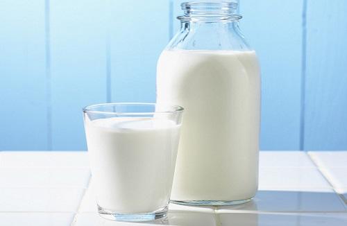 кефир и молоко