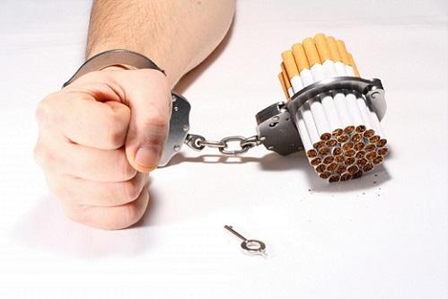 курение и язва