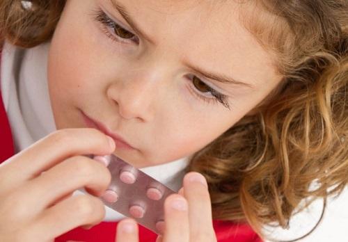 Лечение гастрита у ребенка