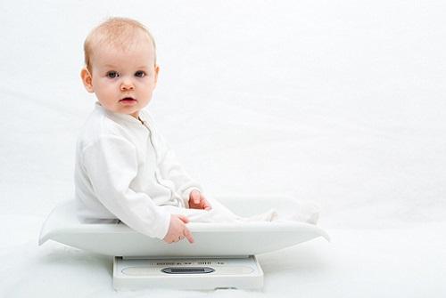 недостаток веса ребенка