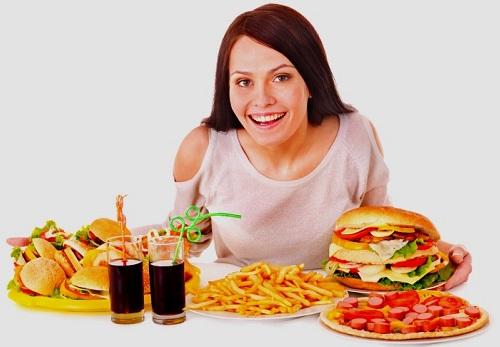 Неправильное питание причина гастрита