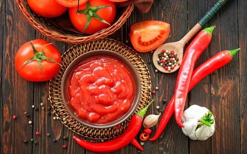 Острые специи и соусы