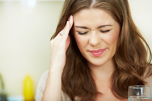 Симптом головокружения