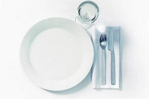 голодание при язве