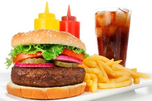 неправильное питание и язва