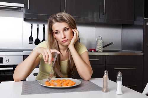 Полная потеря аппетита