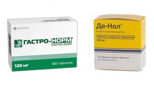 Препараты висмута