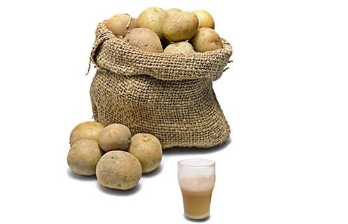 Сок картофеля от язвы