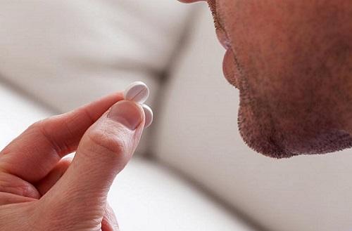 таблетки как причина