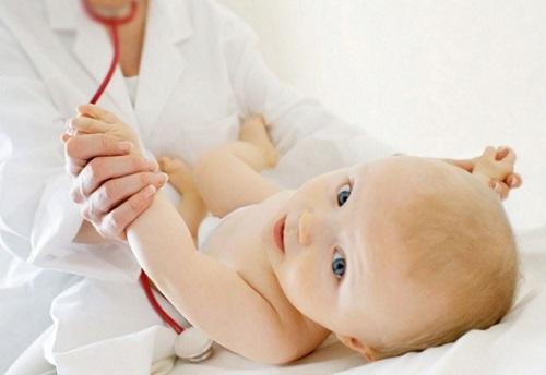 обследование новорожденных