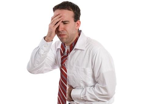 Диарея и рвота при раке желудка