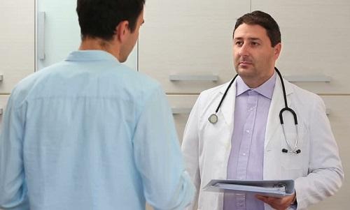 Обращение к врачу с грыжей