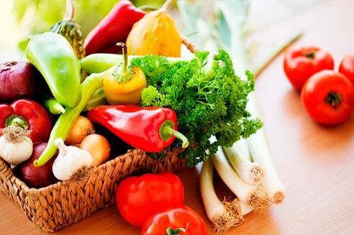 Овощи и фрукты после операции
