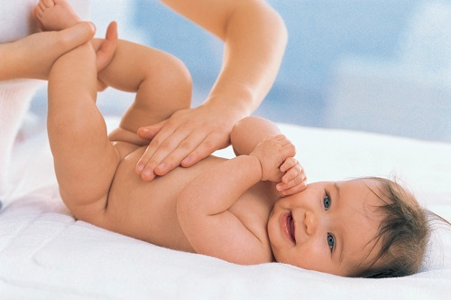 Подозрение на грыжу у ребенка