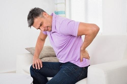 Боль в спине после отдыха