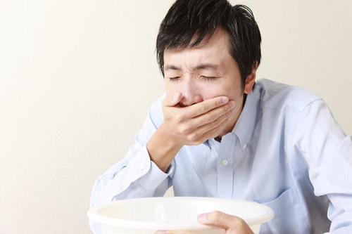 Тошнота при раке желудка
