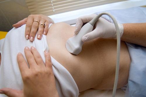 Ультразвуковое исследование желудка