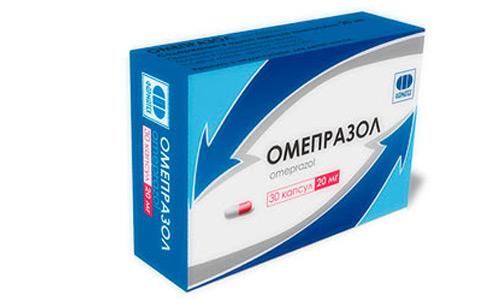 Омепрозол снижает кислотность