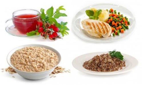 Соблюдение строгой диеты