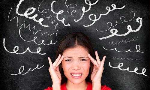 пребывание в стрессовых ситуациях