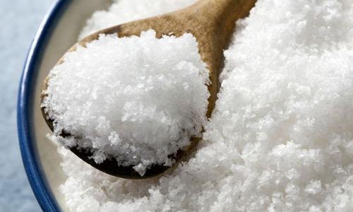 снизить потребление соли