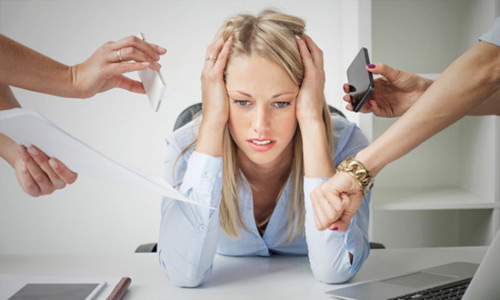 стресс и кислотность