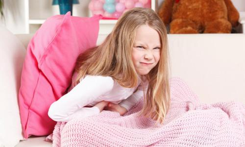 боль в желудке у ребенка