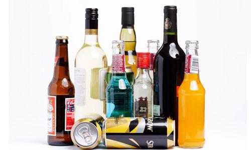 спиртосодержащие напитки