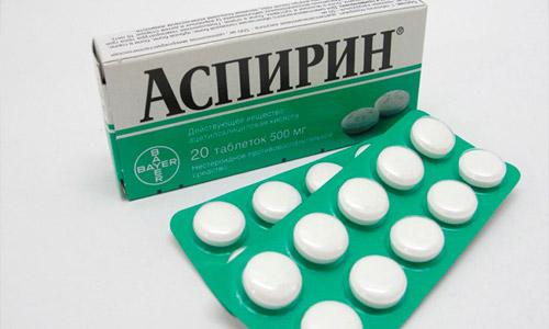 злоупотребление аспирином