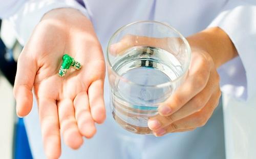 Антибиотики при воспалении желудка
