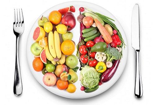 фрукты и овощи при гастрите