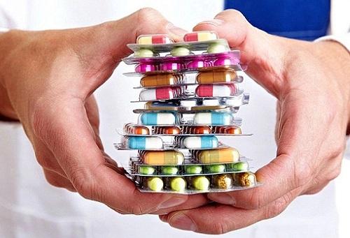 медикаменты при дуодените