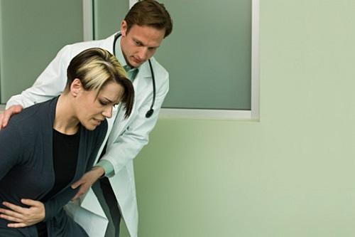 Обращение к врачу при гастрите