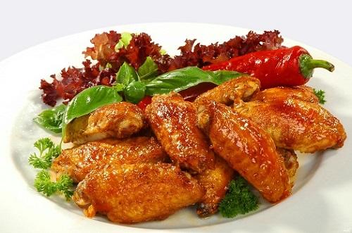 Острое и жирное блюдо