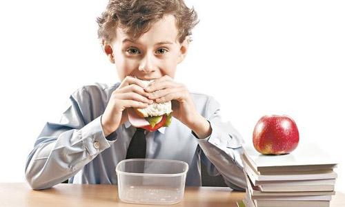 питание всухомятку