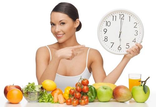 регулярное питание