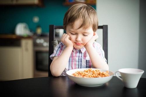 Снижение аппетита у детей