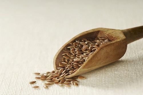 Льняное семя и язва