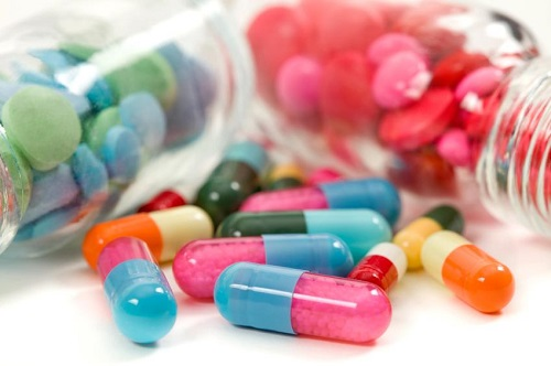 Лечение язвы медикаментами