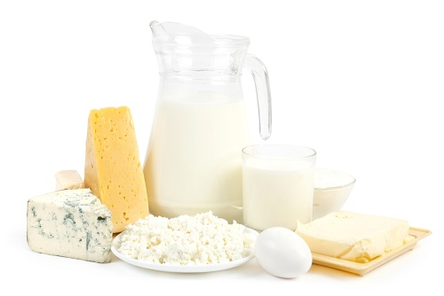 молочное при язве