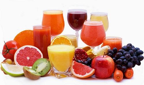 морс из фруктов
