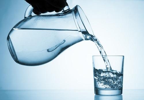 Очищенная вода для желудка