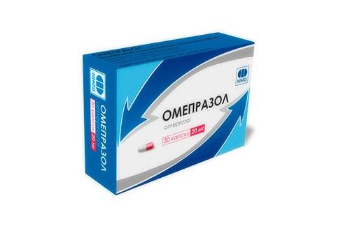 Омепразол препарат