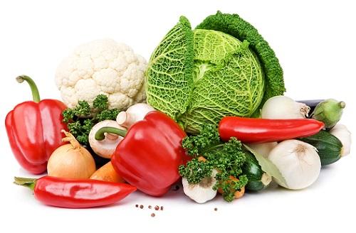 овощи и язва