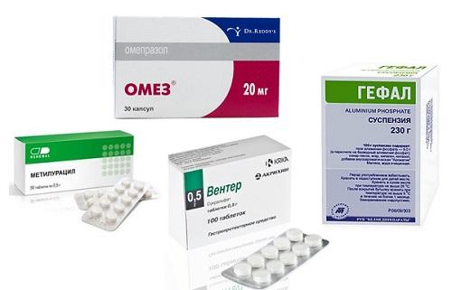 Препараты при хроническом антральном гастрите