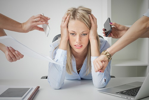 стресс и гастрит