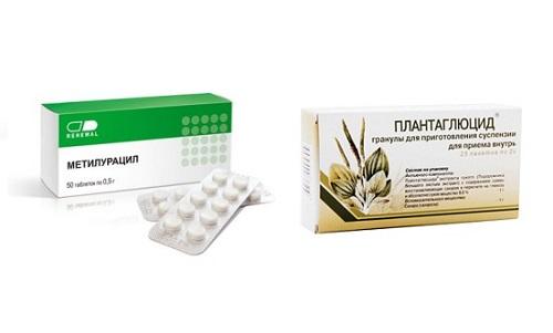 Таблетки для регенерации